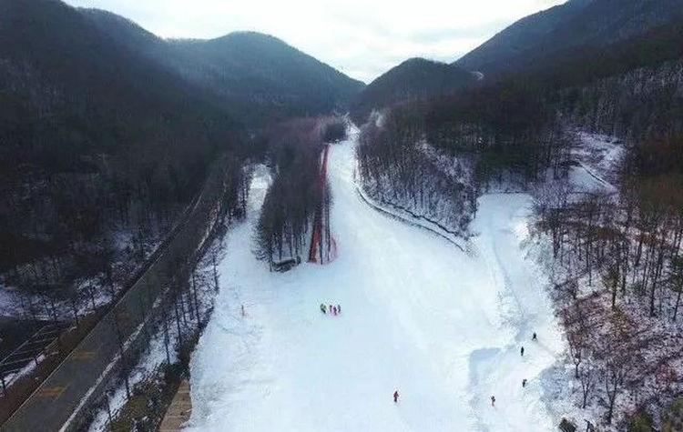 宜昌到神农架中和滑雪场二日游